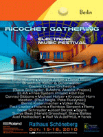 Flyer Ricochet Gathering